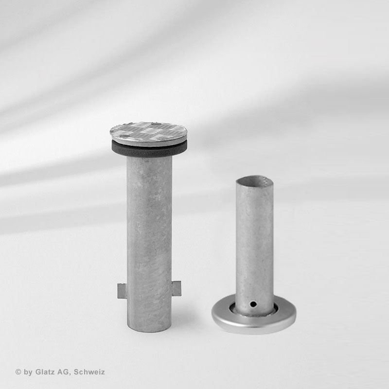 bodenh lse m4 inkl standrohr produktsets zubeh r sonnenschirm zentrale. Black Bedroom Furniture Sets. Home Design Ideas
