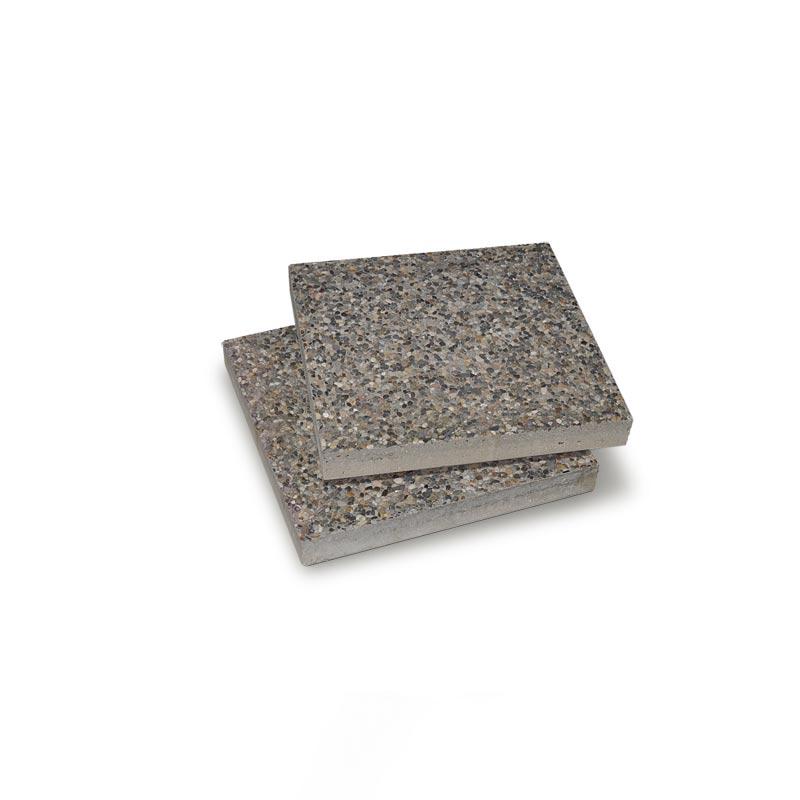 platten set 4 st ck beton filius mittelstockschirme. Black Bedroom Furniture Sets. Home Design Ideas