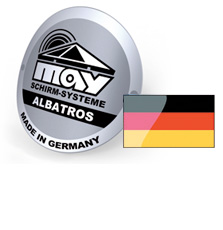 May Albatros Made in Germany