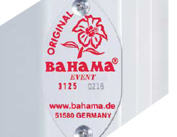 Bahama Allwetterschirm sehr stabil