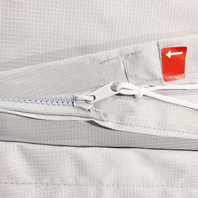 schutzh lle f r sunwing c mit stab und reissverschluss. Black Bedroom Furniture Sets. Home Design Ideas