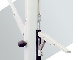 Bahama Jumbrella Teleskopschirm