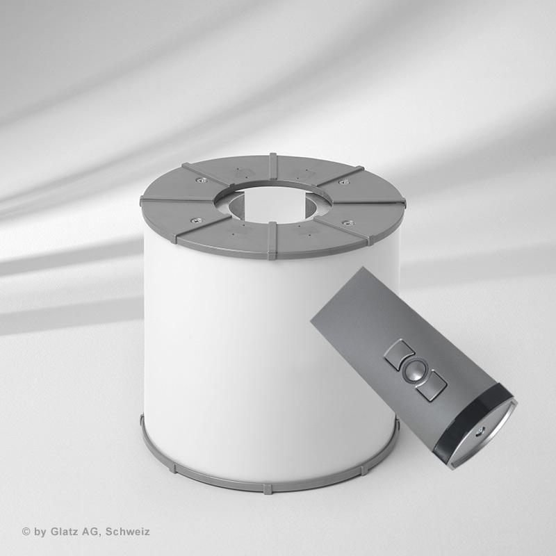 led beleuchtung und heizung mit steuerung pz14 inkl 7 kanal fernbedienung produktsets. Black Bedroom Furniture Sets. Home Design Ideas
